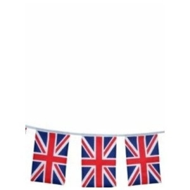 Vlaggenlijn Groot Brittanië deluxe