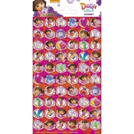 Sticker vel Dora (mini)