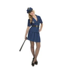 Sexy politie jurkje