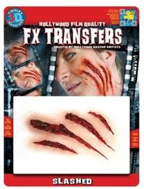 Open krabben 3D FX transfers