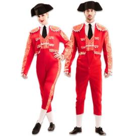 Stierenvechters kostuum