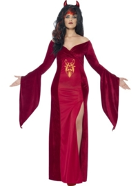 Duivels jurk chique
