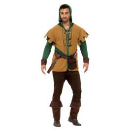 Robin Hood kostuum luxe