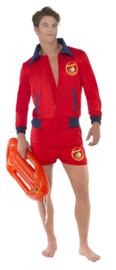 Baywatch kostuum short