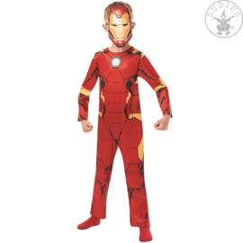 Iron Man Classic kostuum kind