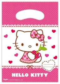 Hello Kitty feestzakjes OP = OP