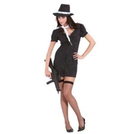 Gangster lady jurkje