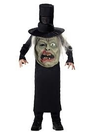 Crazy Mr. Zombie kostuum