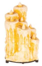 Kaarsen 16cm licht en geluid