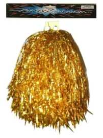 Cheerball goud PomPom