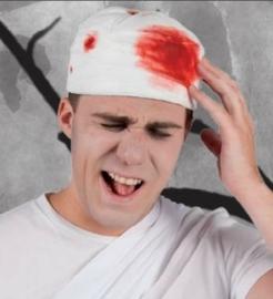 Bloed bandana