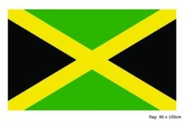 Vlag Jamaica 90x150