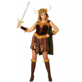Viking dame jurk