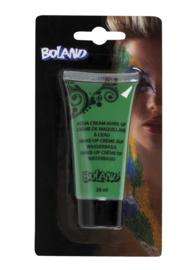 Schmink creme op waterbasis groen