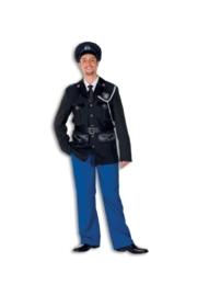 Politie officiers kostuum luxe