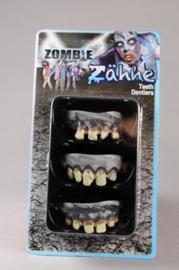 Zombie tanden set