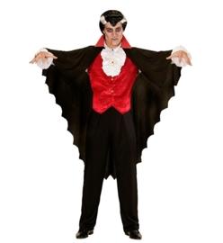 Vampiers cape volwassenen