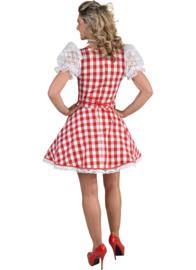 Dirndl jurkje Rosie kort