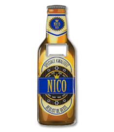 Bieropener Nico