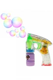 Bellenblaas pistool met LED