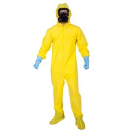 Gasmasker kostuum