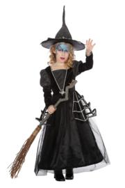 Heksen jurkje spider black