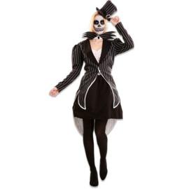 Skelet elegant dame