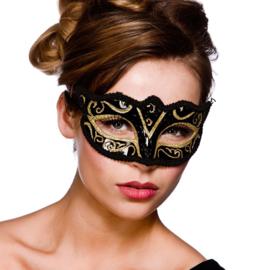 Verona oogmasker goud