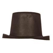 Hoge hoed  junior zwart