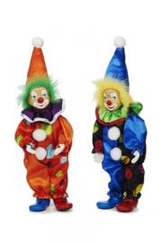 Clownspop  buigzaam 11 x 6 x 32 cm