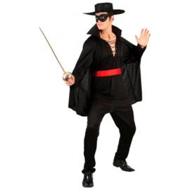 Realistisch Zorro kostuum