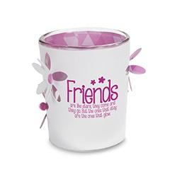 Stralend Lichtje - Vriendschap | wens