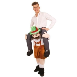 Helmot tirol jump in kostuum