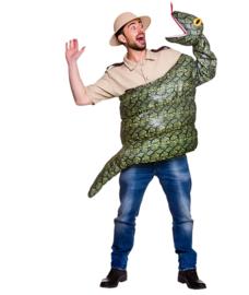 Slangen gevangen kostuum