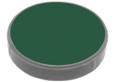 Grimas creme schmink 401 | 15 ML donkergroen