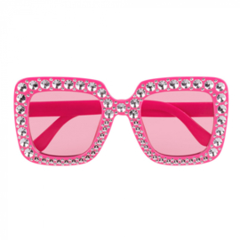 Partybril bling bling | pink