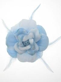 Hawai bloemdecoratie met elastiek
