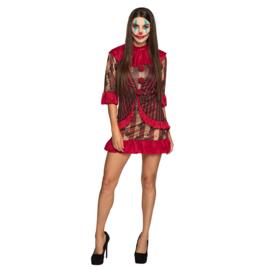 Midnight clownette jurkje