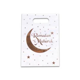 Ramadan Mubarak uitdeelzakjes