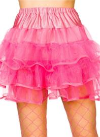 Ruffle tutu pink