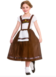 Tiroler meisjes jurk