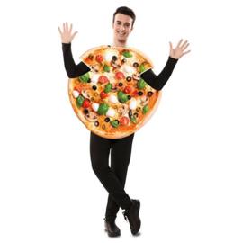 Pizza mozzarella kostuum