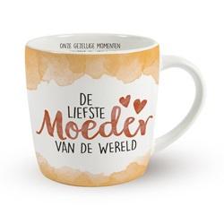 Enjoy Mok - Liefste Moeder | Koffie beker