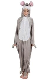 Muizen kostuum plushe