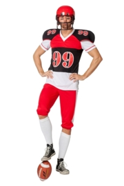 American footballer kostuum