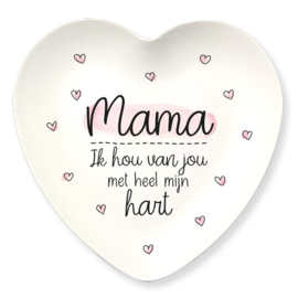 Bamboe Bordje - Mama | cadeautje