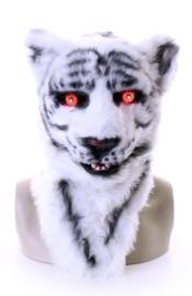 Masker witte tijger prof.