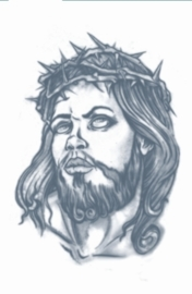 Prison Tattoos Jesus