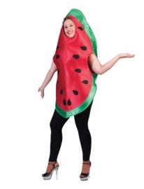 Watermeloen kostuum uni