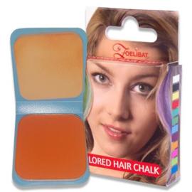 Haarkrijt oranje (6G)
